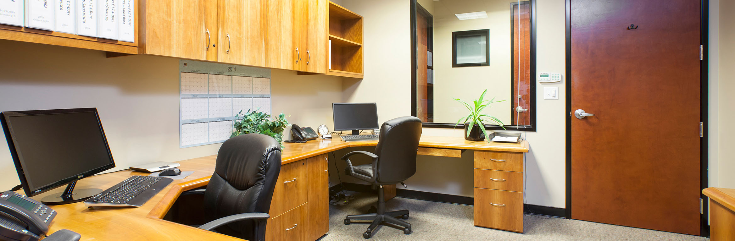 Shared office space in Sacramento