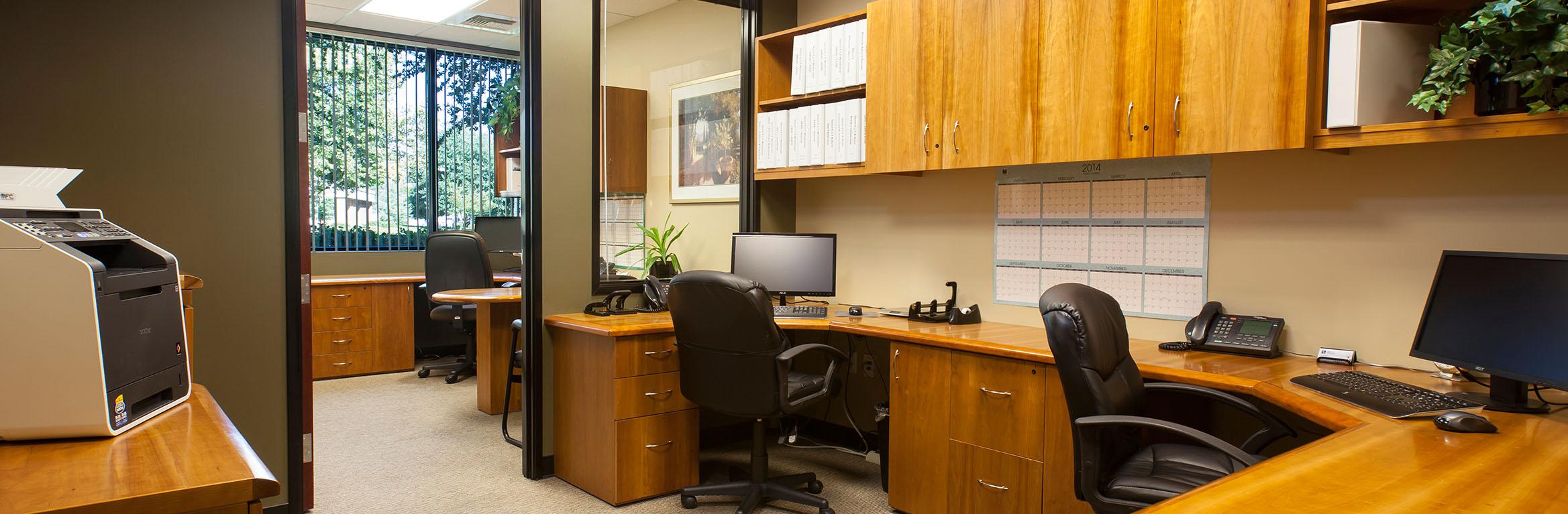 Small Office Space in Sacramento, CA
