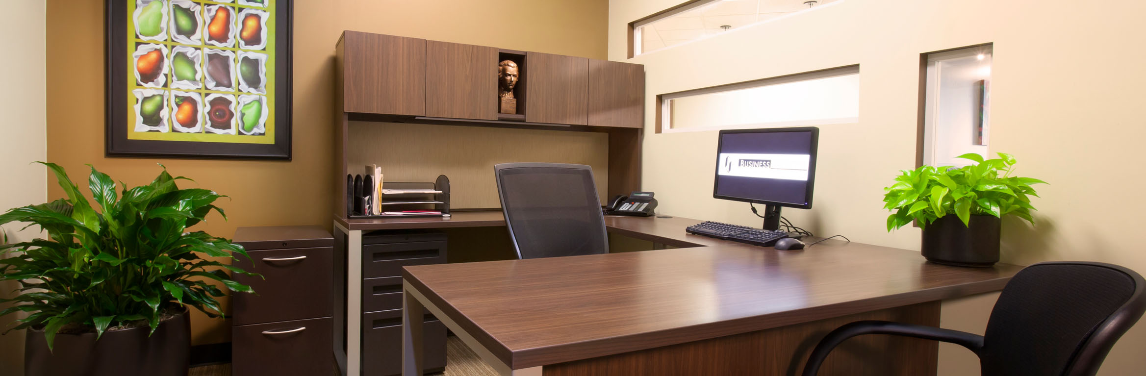 Temporary office space in Sacramento