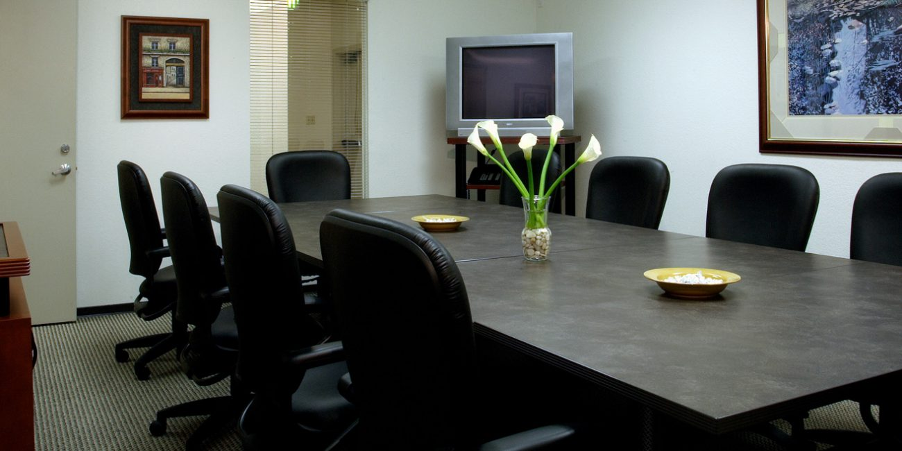 Conference Rooms in Sacramento