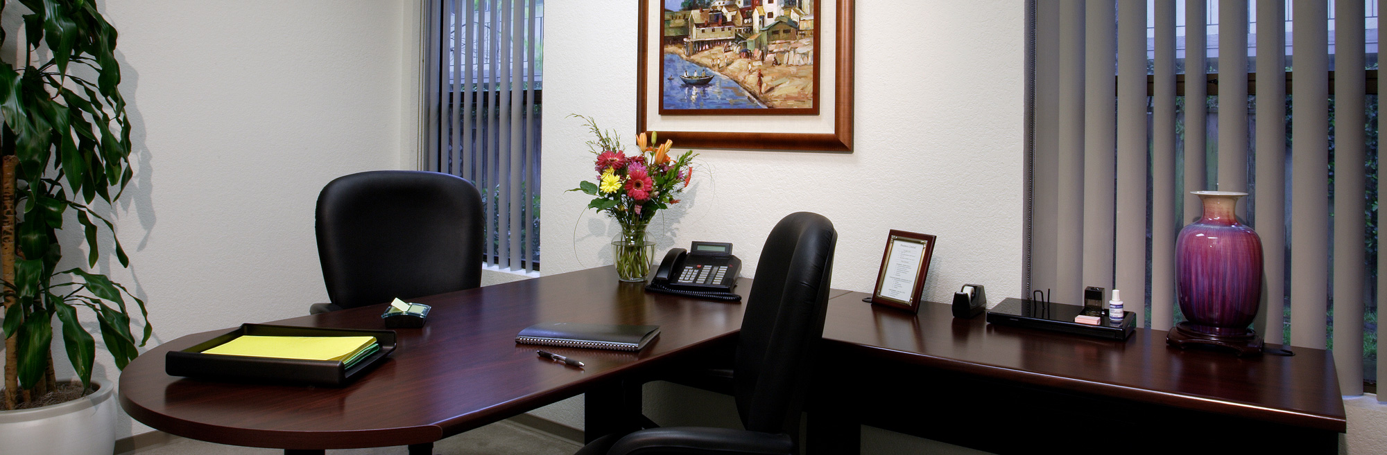 Rooms: Day Offices & Temporary Office Space